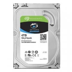 希捷监控硬盘4TB 监控录像机硬盘5900转64M SATA3 监控级硬盘(ST4000VX000)    PJ.523