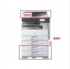 理光(Ricoh) MP 2501SP 复印机 A3 黑白 25页/分钟 双面复印 双面打印 扫描 双纸盒 FY.233