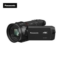 松下(Panasonic) WXF1直播4K高清数码摄像机 /DV/摄影机/录像机 五轴防抖、光学24倍变焦、双摄像头(含包,电池,三脚架,128GSD卡) ZX.351