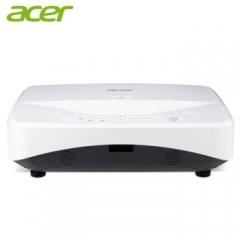 宏碁(acer)激光反射式超短焦投影机高亮激光商务办公教育展厅1080P高清工程投影仪 LU-U500(5700流明+1080P)  IT.810