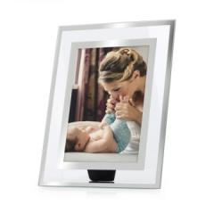 亮丽(SPLENDID)相框 摆台 梦幻 7英寸创意玻璃相片框 照片框 照片墙   BG.332