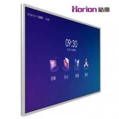 皓丽(Horion)智能会议平板 86英寸 会议培训一体机 86M2S送同屏器智能笔  IT.814