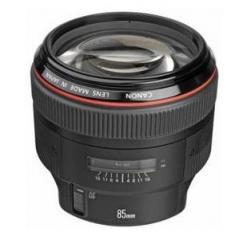 佳能(Canon) EF 85mm f/1.2L II USM 远摄定焦镜头 ZX.356