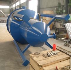 除砂机HK-316 进出口口径150mm(含安装) JC.912