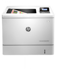 惠普(HP) Color LaserJet Enterprise M553n 彩色激光打印机 DY.322