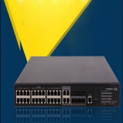 H3C华三  24口千兆电4万兆光  二层可管理监控交换机 MS4320-28S        WL.449
