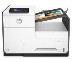 惠普(HP)PageWide pro 452dn 喷墨打印机 DY.326