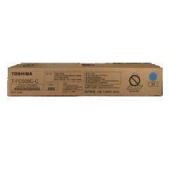 东芝(TOSHIBA) T-FC505C-C 青色 碳粉 适用于303A 2309A 2802A 2000AC 2508A    HC.1051