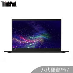 联想(Lenovo)ThinkPad X1 Carbon 7th-016 /i7-8565U/8G/512GSSD/14英寸轻薄笔记本电脑/一年质保  PC.2109