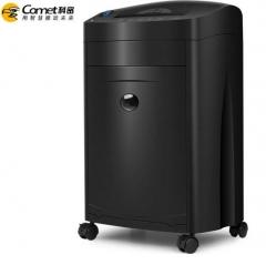 科密(comet)黑金刚 大型高速办公碎纸机 大容量光盘信用卡粉碎机 IT.387