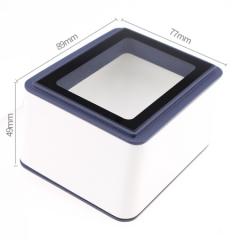 意锐 (INSPIRY) RE6110 内嵌式二维码扫码器 固定闸机票务扫描平台    PJ.539