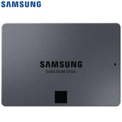 三星(SAMSUNG)1TB SSD固态硬盘 SATA3.0接口 860 QVO(MZ-76Q1T0B )  PJ.540