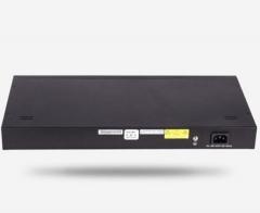 锐捷(Ruijie)非网管24口百兆 交换机  RG-S1824+   WL.464