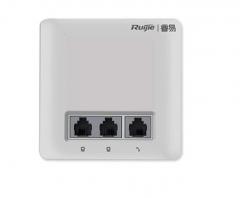锐捷(Ruijie)面板式单频无线AP 路由器   RG-RAP100  WL.465