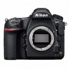 尼康(Nikon) D850 单反单机身 全画幅数码单反相机 高清相机裸机 ZX.359