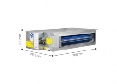 格力(GREE)FGR3.5Pd/C1Na  1.5匹变频风管机 DQ.1379