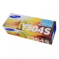 三星(SAMSUNG) CLT-Y504S 黄色粉盒 (使用机型:CLP-415N CLX-4195N/4195FN)    HC.1059