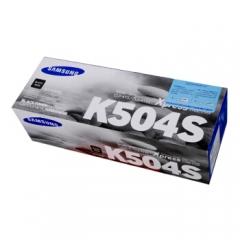 三星(SAMSUNG) CLT-K504S 黑色粉盒 (使用机型:CLP-415N CLX-4195N/4195FN)    HC.1061