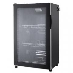 康芝(KAOG ZHI)消毒柜紫外线臭氧立式定时迷你消毒柜 88L+紫外线+臭氧+红外线低温30度左右 CF.093