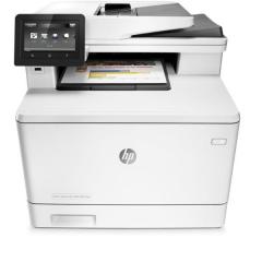 惠普(HP)Color LaserJet Pro MFP M477fnw 彩色激光多功能一体机 DY.330
