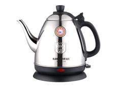金灶(KAMJOVE)电水壶304不锈钢电热水壶全钢电茶壶烧水壶E-400A  DQ.1387