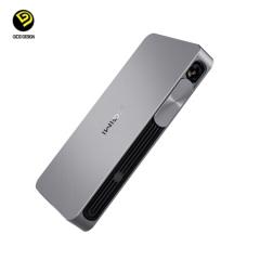 极米(XGIMI)New Z4Air 便携投影仪 投影机办公(高清宽屏 便携/手机投影 自动对焦 办公模式)深空灰 IT.850