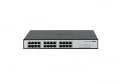 华三(H3C)S1324G 24口全千兆二层非网管企业级网络交换机  WL.488