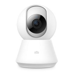 小白创米 智能摄像头 监控家用无线网络摄像机室内室外远程视频360度高清夜视 青春版1080P云台      PJ.554