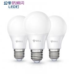 公牛 MQ-A107 7W E27 LED节能灯泡  JC.937