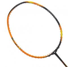 尤尼克斯YONEX羽毛球拍超轻4U全碳素进攻拍天斧系列球拍 AX7黑橙色 TY.1273