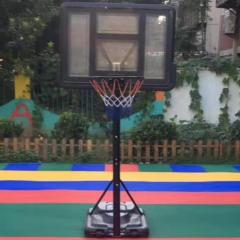 篮球架标准可扣篮室内训练户外篮球框幼儿园儿童   TY.1276