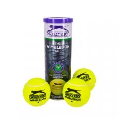 史莱辛格Slazenger网球 温网官方用球 训练比赛球铁罐3粒装 340916    TY.1277