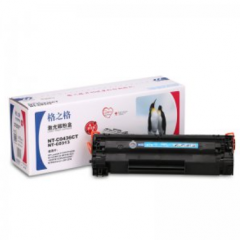 格之格(G&G) 黑色硒鼓 NT-C0436CT 替代惠普CB436A 36A 适用LaserJet M1120 M1522nf P1505 P1505N    HC.1110