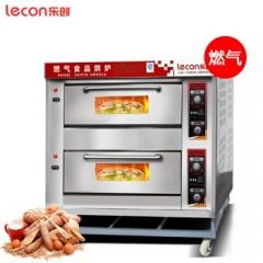 乐创(lecon) 商用烤箱 专业大型披萨蛋糕面包烘培电烤箱 二层四盘电烤箱(380V) CF.113