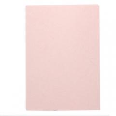 A4 云彩纸(封页纸) 230g    100张/包  淡粉色BG.343