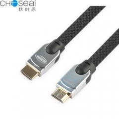 秋叶原(CHOSEAL)Q603 HDMI线2.0版 电脑接电视线 高清视频线 高清线 25米   PJ.565