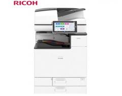 理光(Ricoh)IMC6000 A3/A4彩色商用数码复合机复印机扫描机打印机多功能一体机 主机+双面同步输稿器   FY.264