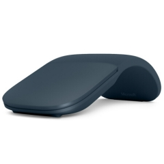 微软 Surface Arc 鼠标 灰钴蓝 | 原装Arc Mouse 弯折设计 轻薄便携 蓝影技术 折叠鼠标 蓝牙鼠标 无线鼠标    PJ.547