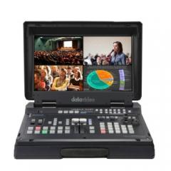 洋铭 4通道高清切换台HS-1600T便携移动演播室录像直播  IT.912