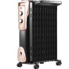 美的(Midea)NY2513-16JW 13片电热油汀取暖器/电暖器/电暖气 DQ.1405