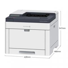 富士施乐(Fuji Xerox)CP318dw 彩色无线自动双面激光打印机  DY.351