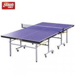 红双喜(DHS)乒乓球桌 T2023 室内乒乓球台训练比赛用乒乓球案子    TY.1304
