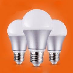 佛山照明(FSL)LED照明球泡灯泡E14E27/3W 白光  JC.947