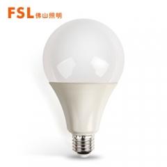 佛山照明(FSL)led灯泡大功率节能球泡18W大口E27日光色6500K  JC.949