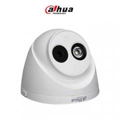 大华(dahua)200万POE供电半球带音频网络摄像机H.265红外监控摄像头 DH-IPC-HDW1230C-A-V2 镜头3.6MM   PJ.563