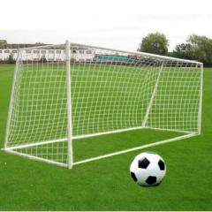 益动未来标准足球门 七人制足球门 主管:89mm 壁厚:2.5mm 宽5m 高2m    TY.1308