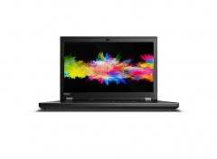 联想ThinkPad P53(03CD)15.6英寸设计师移动图形工作站(i7-9750H 32G 256GSSD+1T双硬盘4G独显100%sRGB3年保)  WL.510