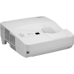 NEC NP-CU4200W 短焦宽屏投影仪 投影机 超短投距(不需幕布 双层MLA技术 3500流明 HDMI ) IT.953