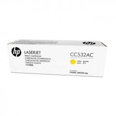 惠普 CC532AC 黄色硒鼓 适用Color LaserJet CP2025/2025n/2025dn/2025x 打印机    HC.1134