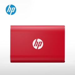 惠普(HP) 500GB Type-c USB3.1 移动硬盘 固态(PSSD) P500 传输速度高达370MB/s 红色    PJ.570